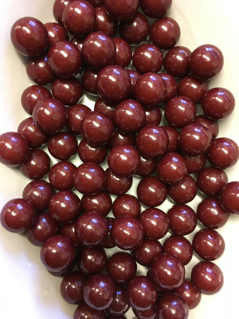 Walkers English Aniseed Balls Dark Red