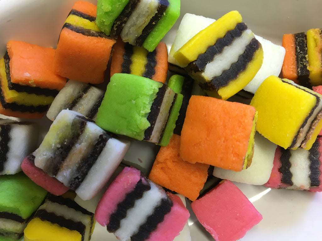 Licorice All Sorts, sweet & soft - Darrell Lea - 350g