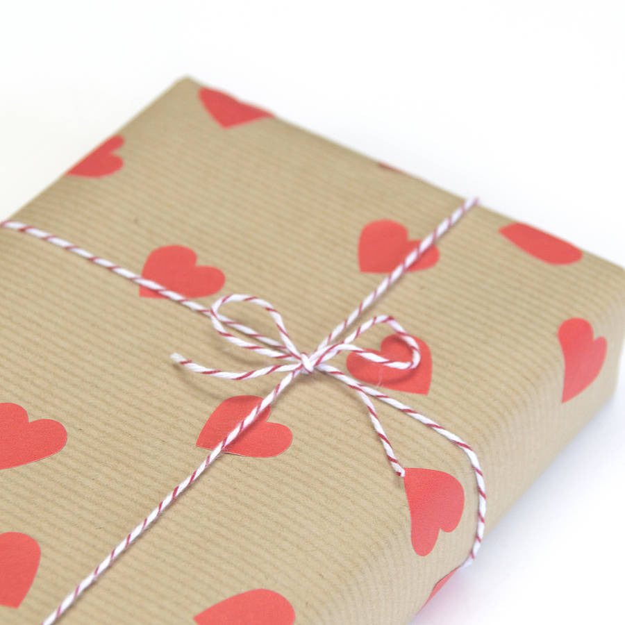 Gift Wrapping and personalised gift card