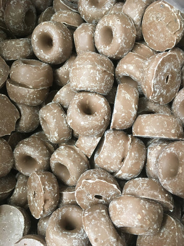 Chocolate (Milk) Coated Aniseed Rings - GLUTEN FREE