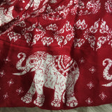 Elephant Pants - Red 6