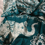 Elephant Pants - Teal 3