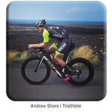 Andrew Shore-Ironman Kona Finishe