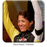 Diana Hassel- Ironman Kona Age Group Champion
