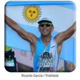 Ricardo Garcia-Ironman Kona Finisher