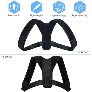 Attributes of posture brace