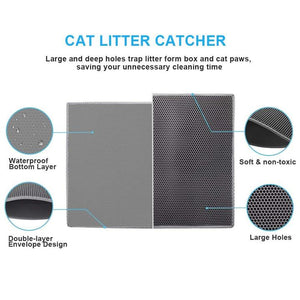 Cat Litter Catcher