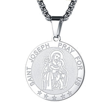 Load image into Gallery viewer, Saint Joseph Necklace