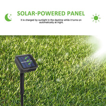 Load image into Gallery viewer, Solar powered panel