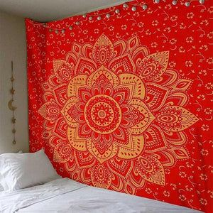 Wall Hanging Indian Mandala Tapestry