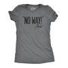 Womens No Way Said Jose Tshirt Funny Mexican Quotation Sassy Attitude Tee