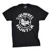 Squirrel Hunter Men's Tshirt