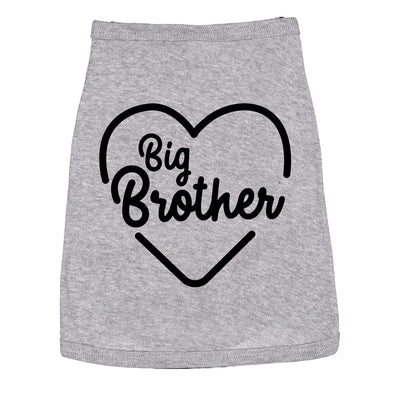 Big Brother Dog Shirt