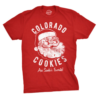 Colorado Cookies Men's Tshirt