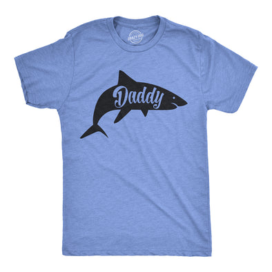 Daddy Shark Men's Tshirt