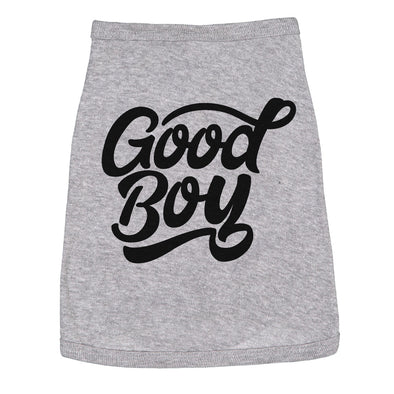 Good Boy Dog Shirt