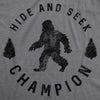 Hide And Seek Champion Men's Tshirt