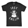 Just Chillin Men's Tshirt