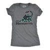 Womens Mamasaurus Dinosaur Mom T Shirt Gift for Mothers Day Funny Cool Graphic