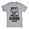 Best Bucking Dad Deer Men's Tshirt