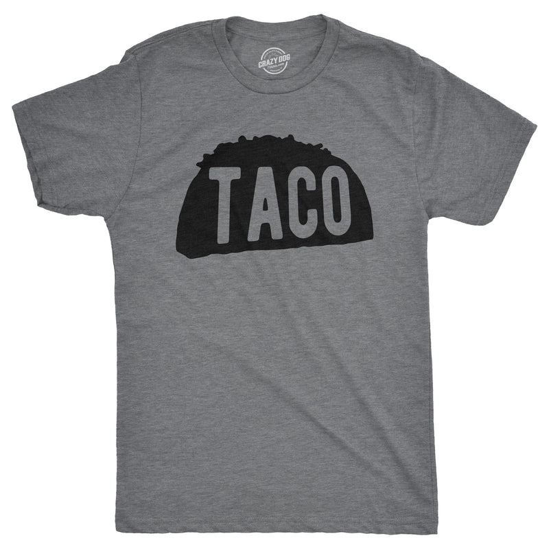 Mens Taco Tshirt Funny Taco Tuesday Cinco De Mayo Tee For Guys