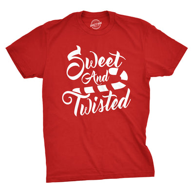 Sweet And Twisted Men's Tshirt