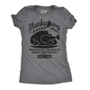 Womens Thanksgiving Bringing Out The Best In Family Dysfunction Tshirt