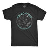 Astronomy It's Out Of This World Men's Tshirt