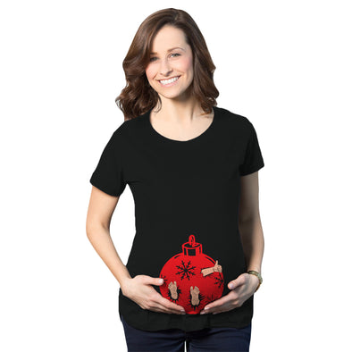 Ornament Baby Maternity Tshirt