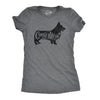 Womens Corgi Mom T Shirt Funny Dog Mama Tshirt Great Pet Lover Gift