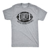 DILF: Dad Is Loving Football Men's Tshirt