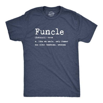 Funcle Defintion Men's Tshirt