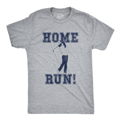 Home Run Golf Men's Tshirt