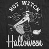 Hot Witch Halloween Women's Tshirt