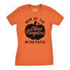 Mom Of The Cutest Pumpkins In The Patch Women's Tshirt