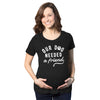 Our Dog Needed A Friend Maternity Tshirt