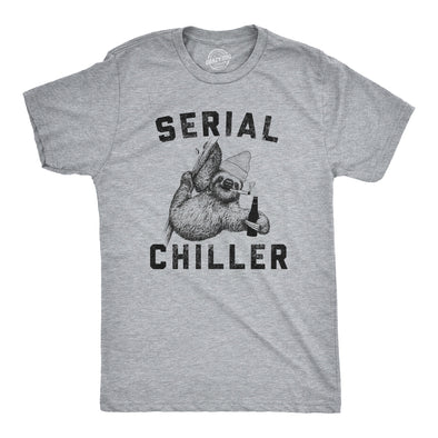 Serial Chiller Men's Tshirt
