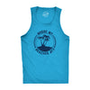 Mens Fitness Tank Where My Beaches At Tanktop Funny Summer Vacation Shirt
