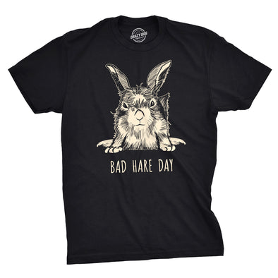 Bad Hare Day Men's Tshirt