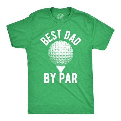 Best Dad By Par Men's Tshirt
