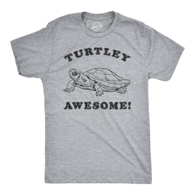 Turtley Awesome Men's Tshirt