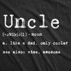 Uncle Definition Men's Tshirt