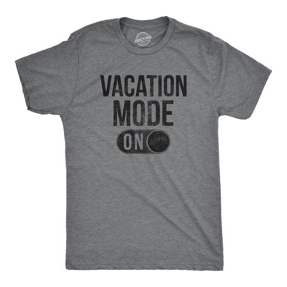 Vacation Mode Men's Tshirt