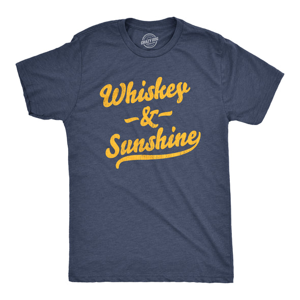 Whiskey And Sunshine Men's Tshirt