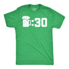 Beer Thirty Men's Tshirt