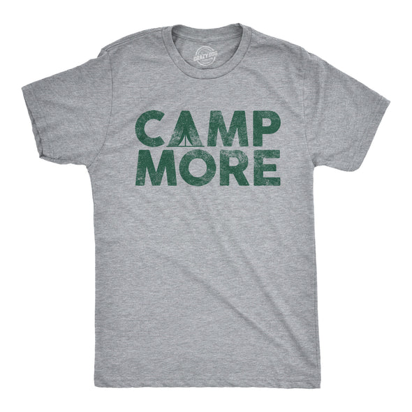 Camp More Men's Tshirt