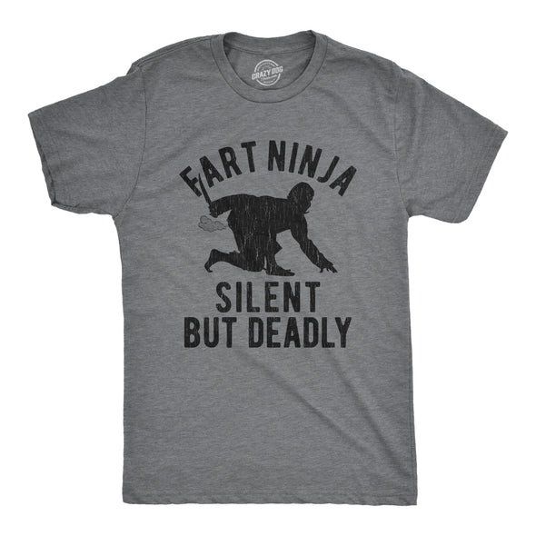 Fart Ninja Men's Tshirt