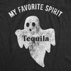 My Favorite Spirit Tequila Men's Tshirt
