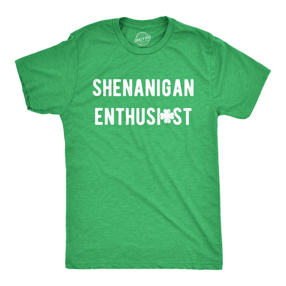 Shenanigan Enthusiast Men's Tshirt