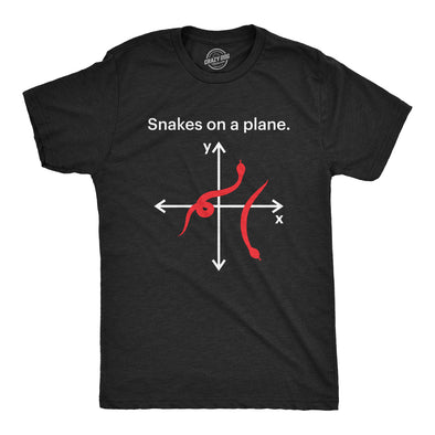 Snakes On A Plane Men's Tshirt